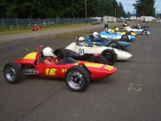 Beach Racing Cars - Formula Vee