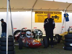 Beach Racing Cars - 50 years of Formula Vee